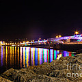 Torquay Lights by Terri Waters