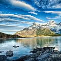 Torres Del Paine Park by Timothy Hacker