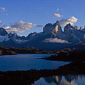 Torres Del Paine, Patagonia, Chile by Panoramic Images