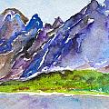 Torres Del Paine by Patricia Beebe