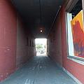 Torrington Passageway 1 by Nina Kindred