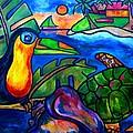 Tortuga Eco Tour by Patti Schermerhorn