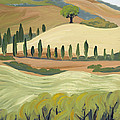 Toscana by Mary Giacomini