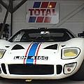 Total Ford Gt 40 by Robert Phelan