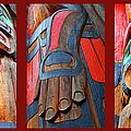 Totem 3 by Theresa Tahara