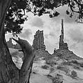 Totem Pole - Arizona by Mike McGlothlen
