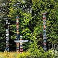 Totem Poles by Jon Burch Photography