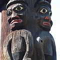 Totem Twins by Ann Horn