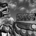 Totems 2 by Bob Christopher