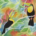 Toucan Play At This Game by Deborah Ronglien