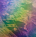 Touch Of Rainbow. Rainbow Earth by Jenny Rainbow