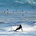 Touch The Sea by AJ  Schibig