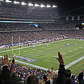 Touchdown Patriots Nation by Juergen Roth