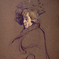 Toulouse-lautrec J by Granger