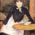 Toulouse Lautrec's A La Bastille -- Jeanne Wenz by Cora Wandel