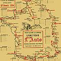 Tour De France 1914 by Andrew Fare