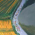 Tour De France 2 by Rhodes Rumsey