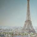 Tour Eiffel 1 by Andy Lloyd
