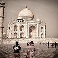 Touring The Taj by Scott Wyatt