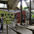 Tourists In A Queue At One Of The Exhibits Inside The Jurong Bird Park by Ashish Agarwal