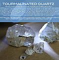 Tourmalinated Quartz by Jhiatt