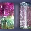 Tourmaline Crystal Specimens by Science Photo Library