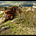 Tow Truck No Where To Go by Blake Richards