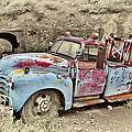 Tow Truck by Robert Jensen