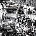 Tow Truck Towing Demolition Car by Lliem Seven