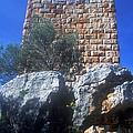 Tower At Aegosthena by Andonis Katanos
