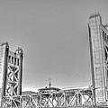 Tower Bridge 3 Sacramento by SC Heffner