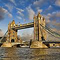 Tower Bridge by Jeff Dalton