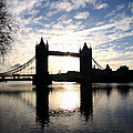 Tower Bridge London by Christiane Schulze Art And Photography