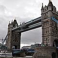 Tower Bridge London by Laura Lowrey