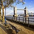 Tower Bridge London by Melanie Viola