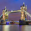 Tower Bridge by Travel and Destinations - By Mike Clegg