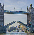Tower Bridge Opened by Chris Thaxter