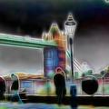 Tower Bridge Surrealism by Steve K