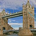Tower Bridge by Traci Law