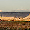 Tower Butte Panorama by Gene Norris