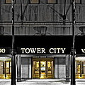 Tower City In Cleveland Ohio by Frozen in Time Fine Art Photography