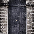 Tower Door by Heather Applegate
