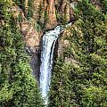 Tower Falls Yellowstone National Park by Martin Belan