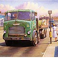 Tower Hill Transport. by Mike Jeffries