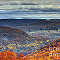 Tower In The Distance by Rick Kuperberg Sr