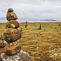 Tower Of Balancing Rocks by Patricia Hofmeester