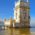 Tower Of Belem by Eric Reger