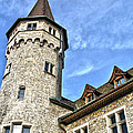 Tower Of History by Catherine Leis