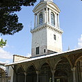 Tower Of Justice - Topkapi Palace - Istanbul by Christiane Schulze Art And Photography