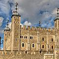 Tower Of London by Lee Nichols